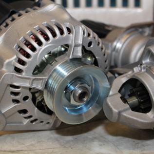 construction alternators walker mi
